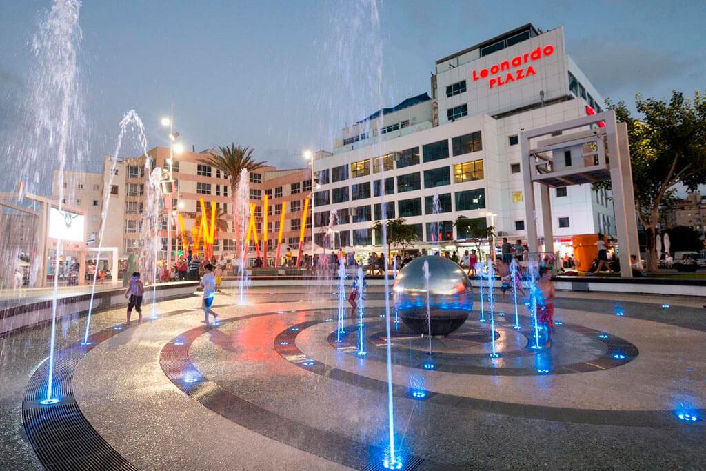 Отель Leonardo Plaza Netanya