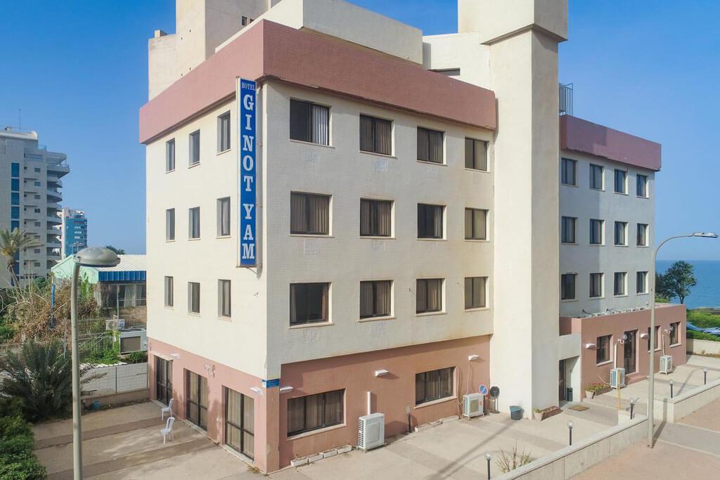 Отель Ginot yam Нетания