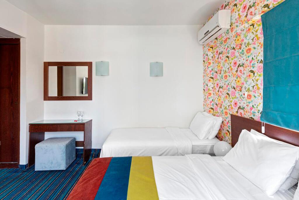 Номер Mizpe Yam hotel