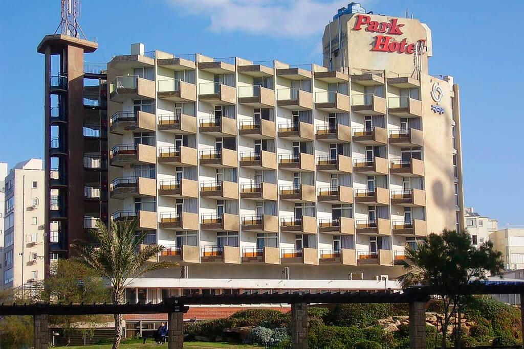 Отель Park Hotel Нетания Израиль