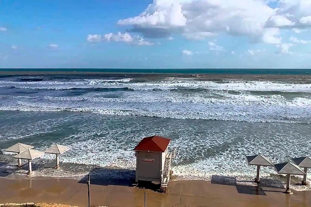 Погода в Нетании в январе