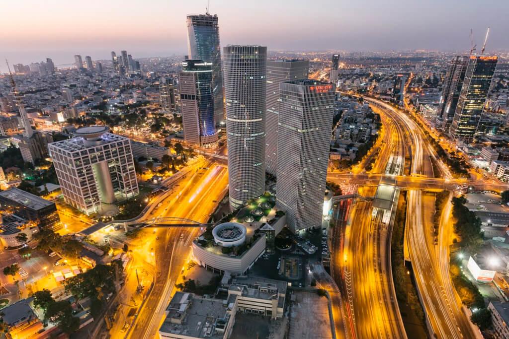 Израиль - Тель-Авив