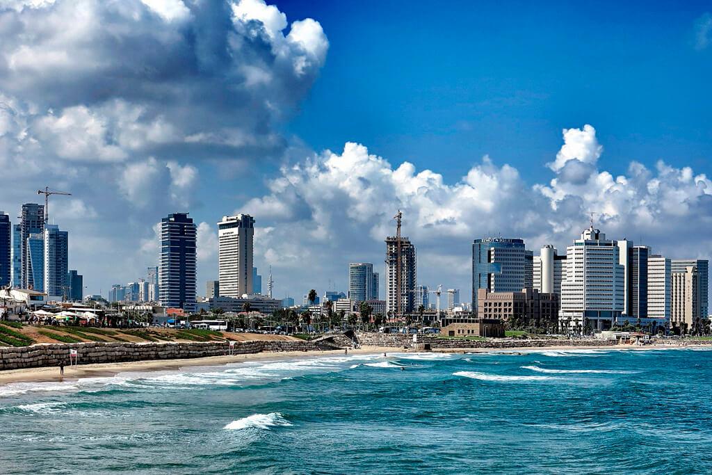 Крупные города Израиля по населению