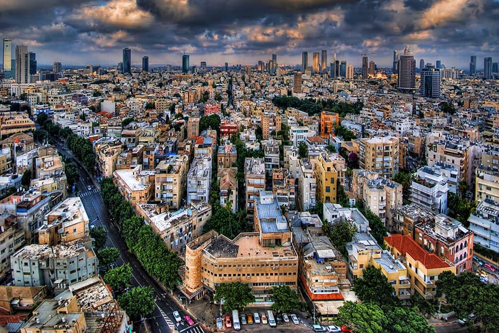 Купить дом в Тель-Авиве