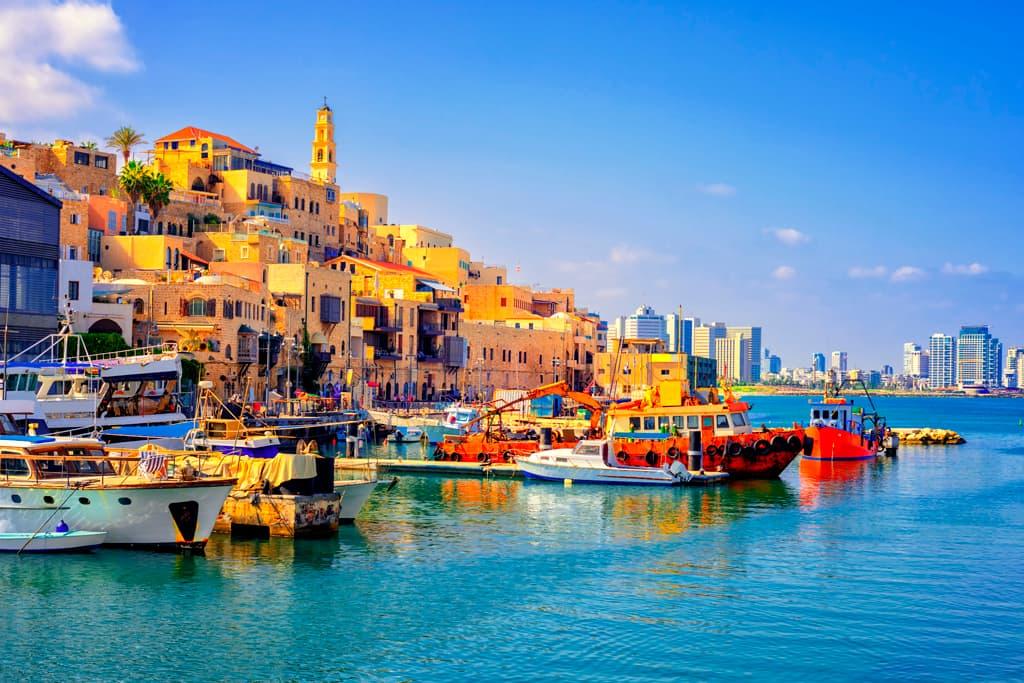 Море в Тель-Авиве